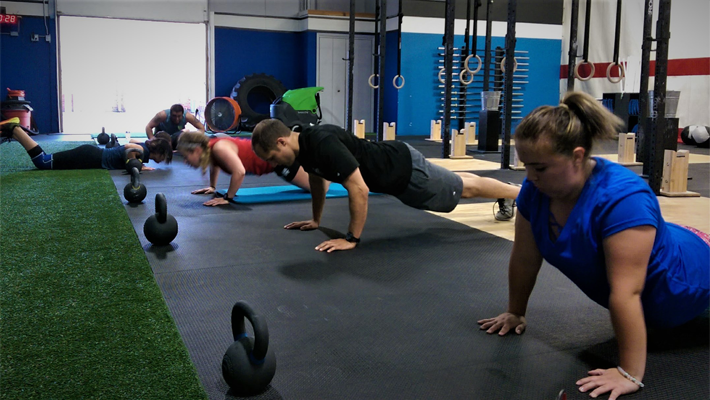 Circuit Training - Pure Force Fitness